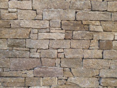 Yellow Rustic stone - segmentový obklad