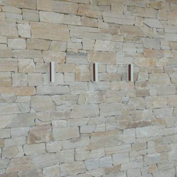 Quartzite Cream - hrubé obklady
