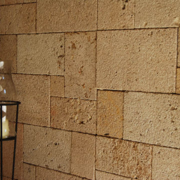 Travertine - Giallo, roman patern